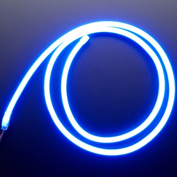 Adafruit Flexible Silicone Neon-Like LED Strip, 1 Meter, Blue