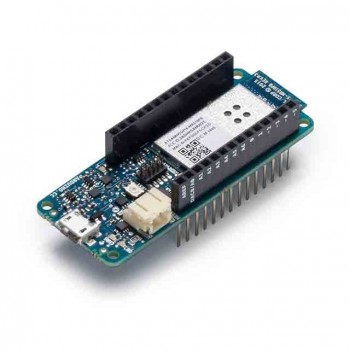 Arduino MKR1000 with Headers