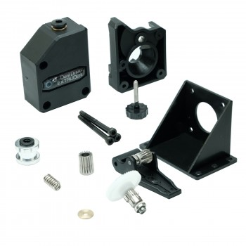 BMG Extruder, Dual Drive Bowden Extruder for 3D Printers and 1.75mm Filament