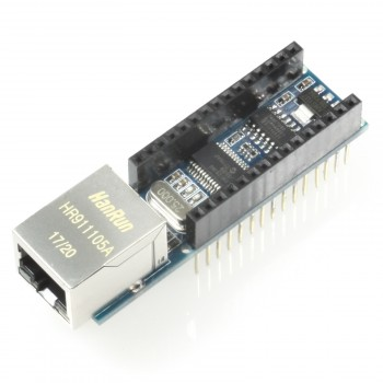 Ethernet Shield for Arduino Nano with ENC28J60, RJ45