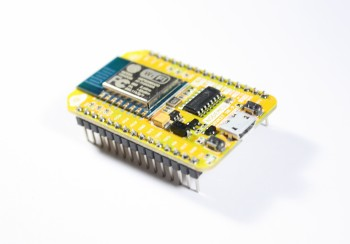 NodeMCU Dev Kit with ESP8266, WiFi and the latest Lua Interpreter
