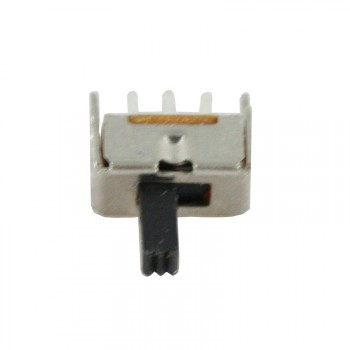 Slide-Switch for PCB, Pitch: 2.0 mm