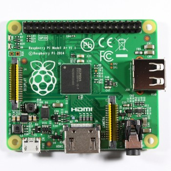 Raspberry Pi, Model A+, 512MB RAM, Made in UK