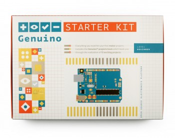 Genuino Starter Kit [Englisch]
