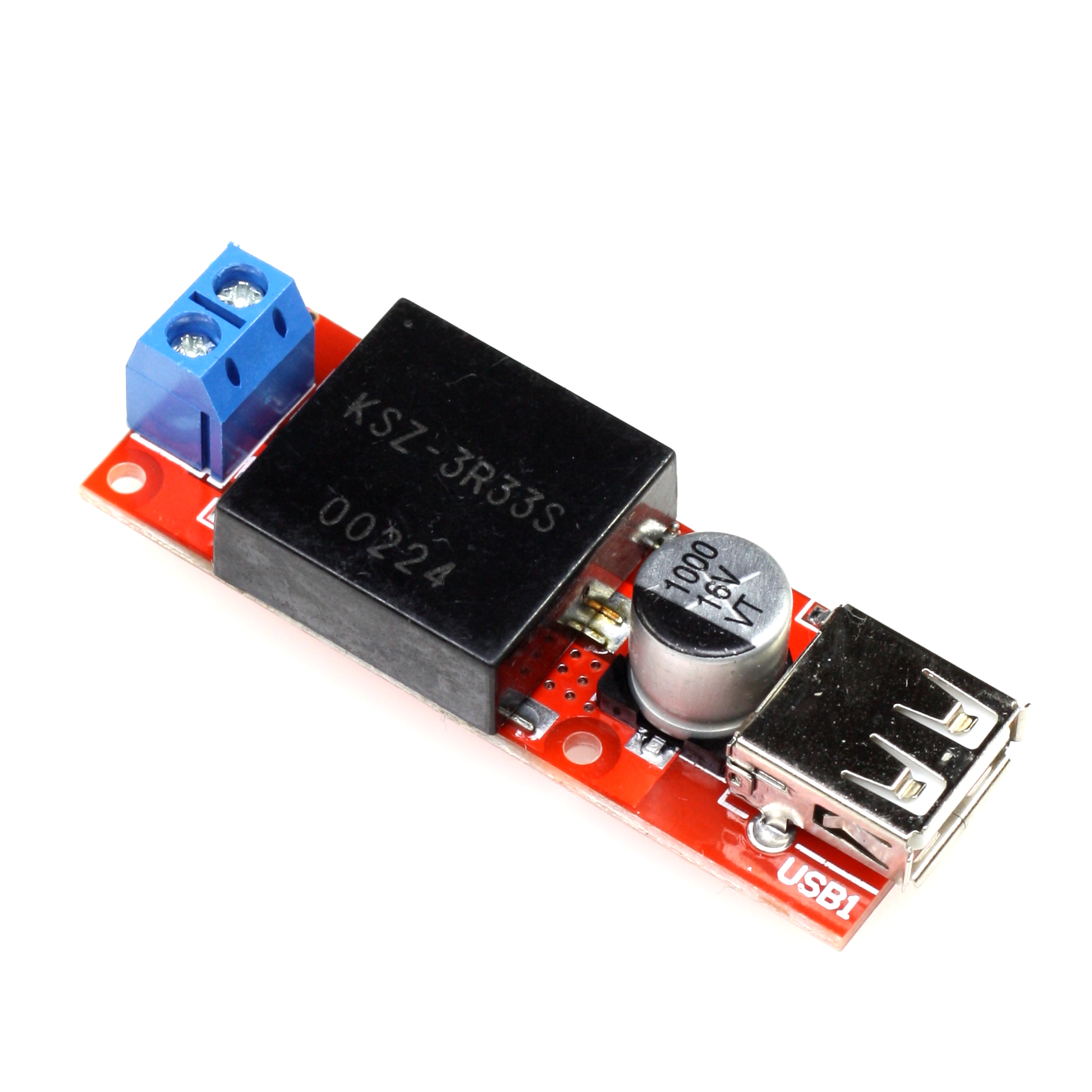5v 3a Dc Converter Usb Step Down 7 24v Kis3r33s To Circuit With Module