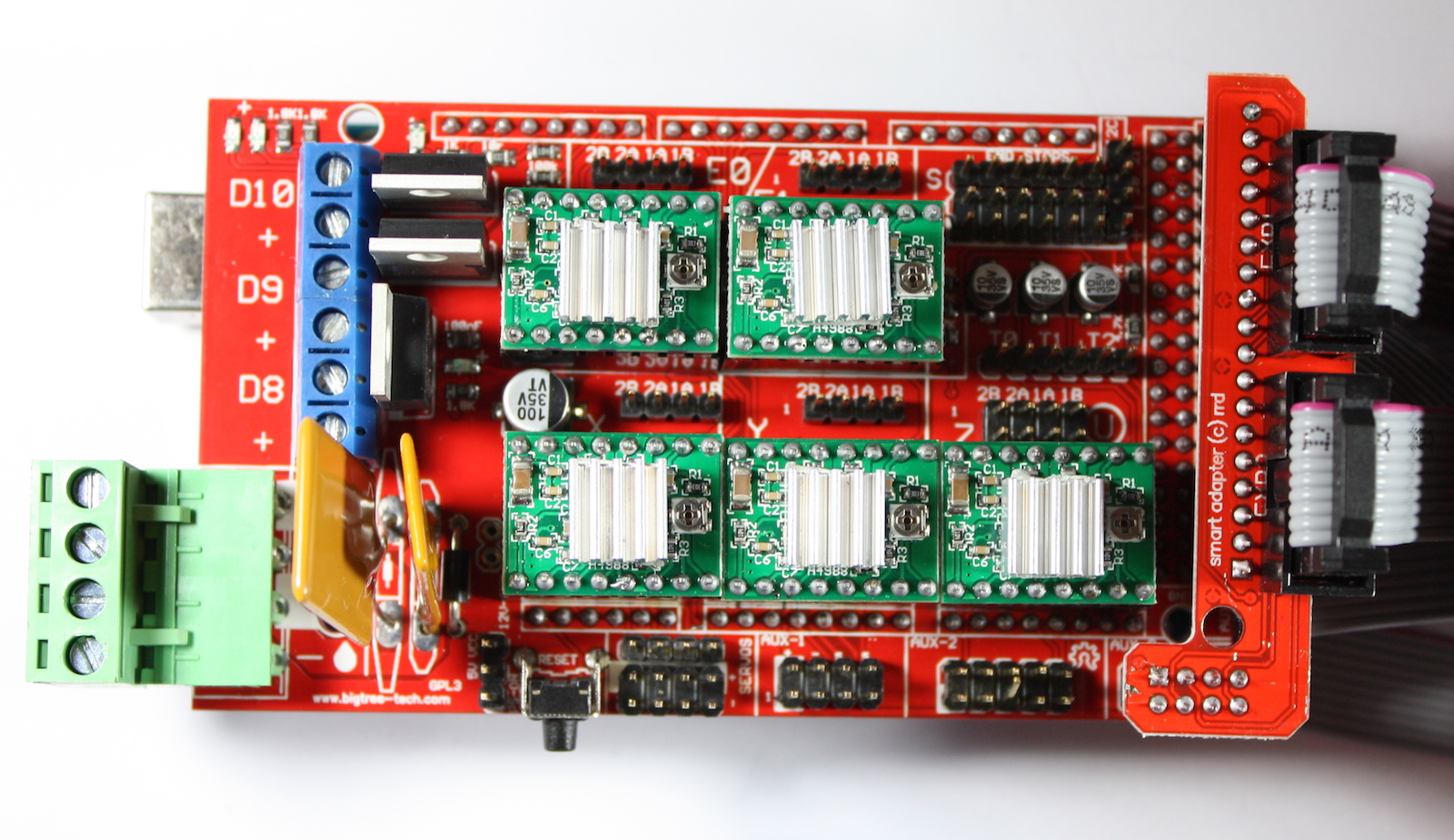 R s 1 4 Kit Shield Mega 2560 5x A4988 12864 Lcd Reprap 3d Printer also 2031 together with Mega Sensor Shield For Arduino Mega further Quand Un Miroir Devient Un Smart Mirror in addition Viewtopic. on raspberry pi lcd