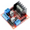 Motor Driver Module with L298N for DC and Stepper Motors