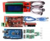 RAMPS 1.4 Kit with Shield, Mega 2560, 5x A4988, 2004 LCD for RepRap 3D Printer