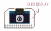 OLED Expansion for Omega2 and Omega2 Plus