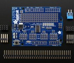 Adafruit 16-Channel 12-bit PWM/Servo Shield, I2C interface
