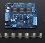 Adafruit Motor/Stepper/Servo Shield für Arduino, Kit, v2.3
