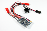 20A ESC Electronic Speed Controller, Bothways, with Brake for brushed Motors