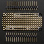 Adafruit FeatherWing Proto, Prototyping Add-on für alle Feather Boards