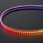 Adafruit Mini Skinny NeoPixel Digital RGB LED Strip, 144 LED/m, 1m Black