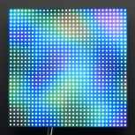 Adafruit 32x32 RGB LED Matrix Panel, 4 mm Rastermaß