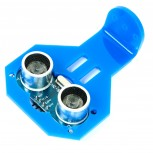 Ultrasonic Sensor HC-SR04 with Holder, blue
