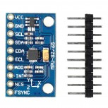 MPU-9250 Module, 3-Axis Accelerometer, 3-Axis Gyroscope and 3-Axis Magnetometer, 9DOF, I2C, SPI