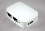 OpenWRT-Box V2 - Mobile Access Point
