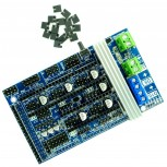 RAMPS 1.6 Shield for Arduino Mega and RepRap 3D Printers