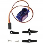 TowerPro Micro Servo SG92R, Carbon, 9g only