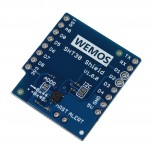 SHT30 Shield, Temperature and Humidity Sensor for WeMos D1 mini
